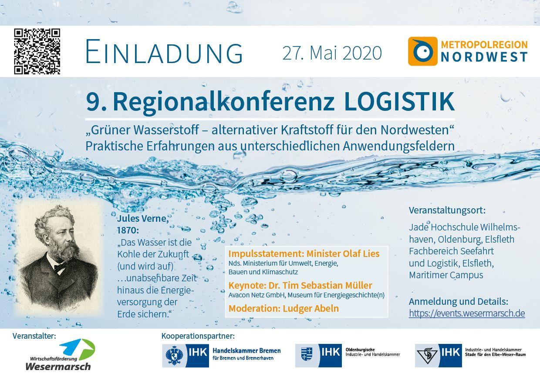 Logistikkonferenz 2020©Metropolregion Nordwest