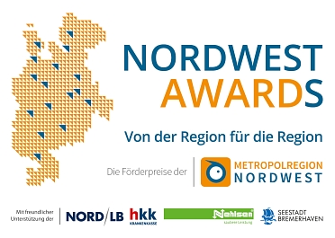 Block Logo NWA 2020 + Partner © Metropolregion Nordwest