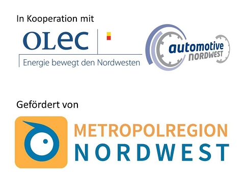 In Kooperation mit OLEC und Automotive Nordwest, gefördert von der Metropolregion Nordwest © Metropolregion Nordwest