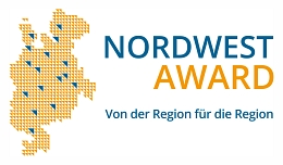 Logo Nordwest Award © Metropolregion Nordwest