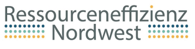 Logo Ressourceneffizienz Nordwest © Oldenburger Energiecluster OLEC e.V.