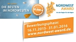 Webbanner Nordwest-Award